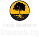 proud member of grassroots.org