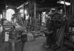windmill factory interior