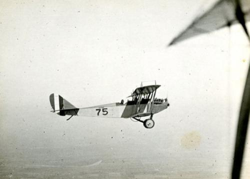 world war one airplane